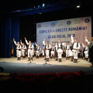 Copilăria Unește România 2018